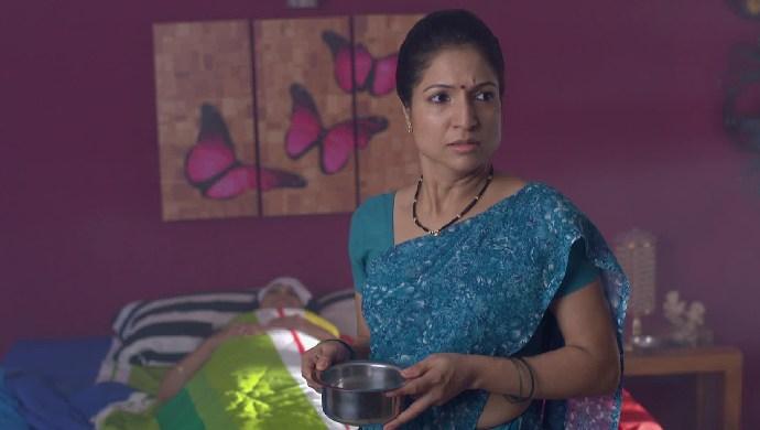 The maid from Ek Ghar Mantarlela