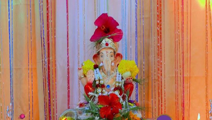 Ganpati from Phulpakhru