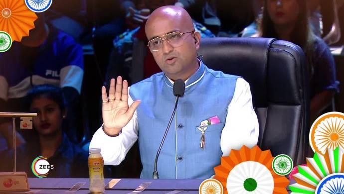 Vaibhav Mangle in Yuva Singer Ek Number