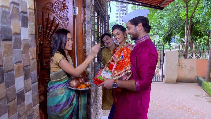 Manas, Vaidehi and Tanya