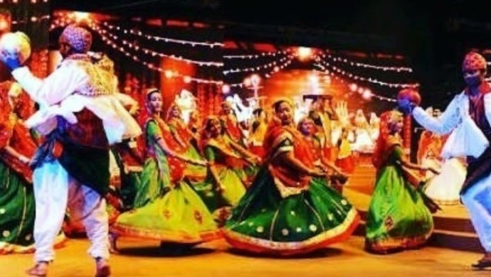 A Still Of Navratri