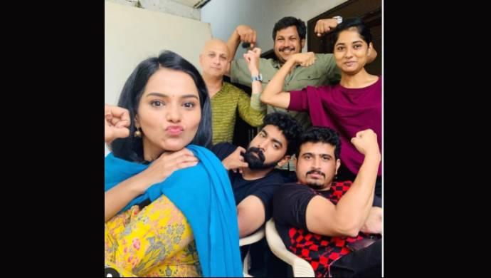 Tu Ashi Jawali Raha cast