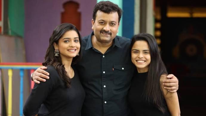 Hruta Durgule and Trushna Chandratre