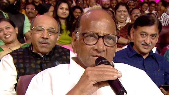 Sharad Pawar on Yuva Singer Ek Number