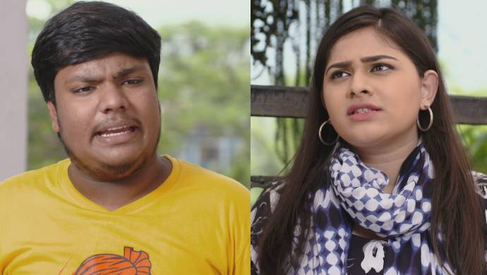 Digs and Richa from Almost Sufal Sampoorna