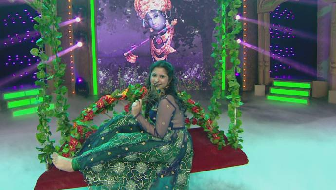 Gayatri Datar from Yuva Dancing Queen