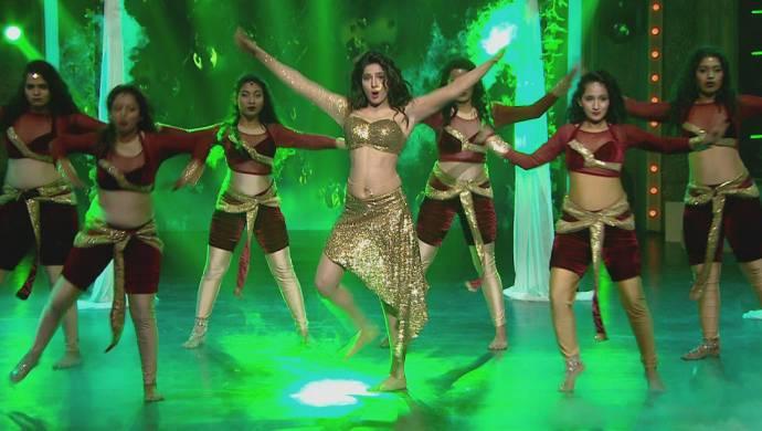 Neha Khan from Yuva Dancing Queen
