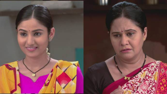 Rama and Sarla from Saajana