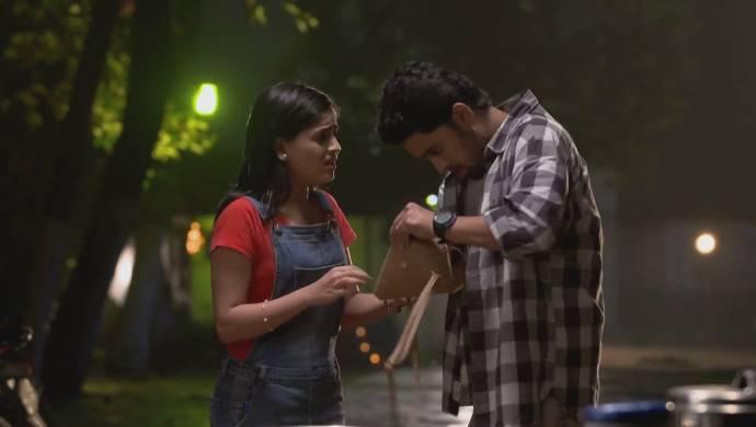 Scene from Prem Poison Panga