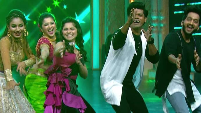 Scene from Yuva Dancing Queen