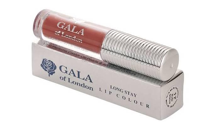 Almond Roast, Gala Of London Long Stay Lip Colour