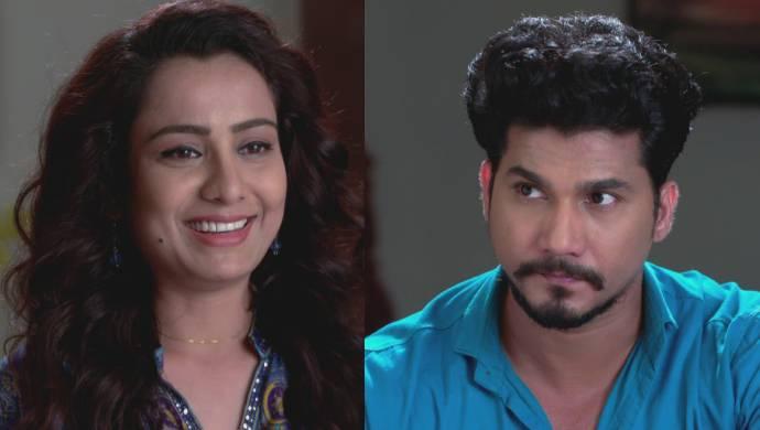 Riya and Pratap from Saajana