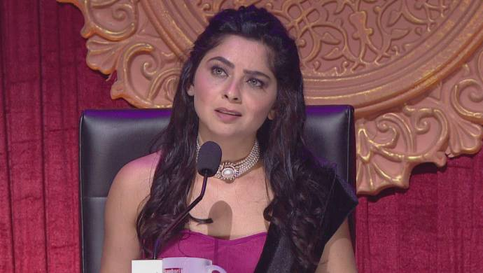 Sonalee Kulkarni from Yuva Dancing Queen