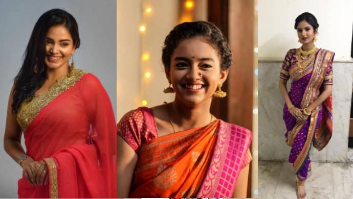 Titeeksha Tawde, Gauri Kulkarni and Pooja Birari