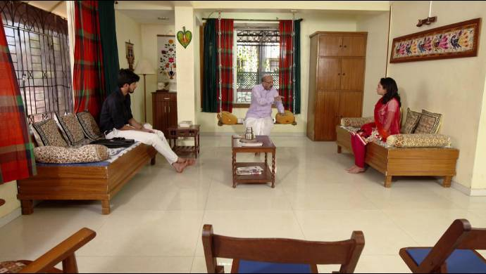 A scene from Almost Sufal Sampoorna