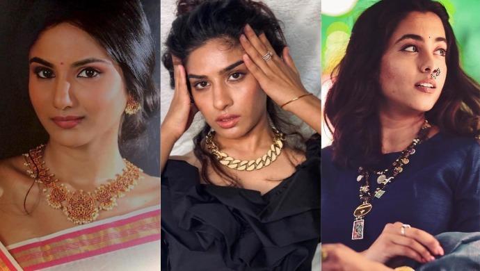 Pooja, Sakhee and Neha