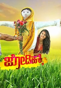 A Promotional Poster Of The Zee Kannada Show Jodi Hakki
