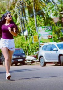 Kamali'sLoveForMorning JogsIs All The Monday Motivation You Will Need