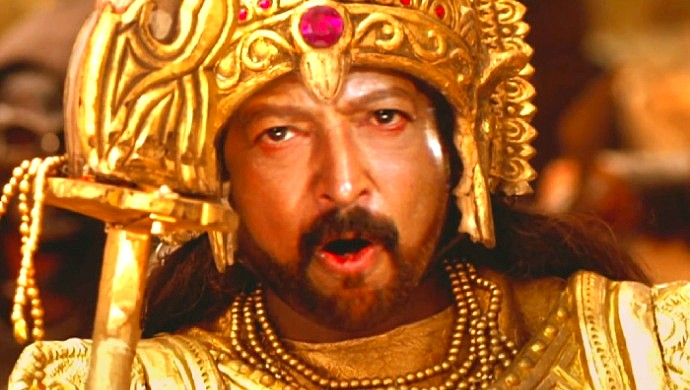 Sahasa Simha Vishnuvardhan Recreated Through CGI In Nagarahavu