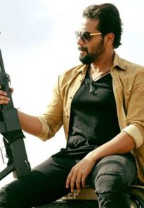 Sriimurali As An Undercover Cop In A Still From Mufti