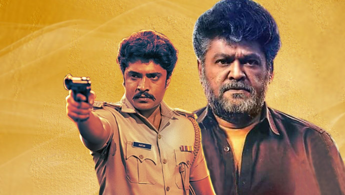 Vasishta Simha And Namma Navrasa Nayaka Jaggesh In 8MM Bullet