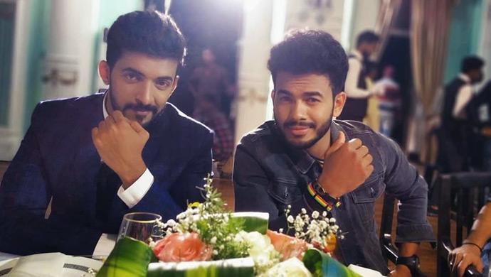 Akhilandeshwari's Two Very Adorable Sons - Aditya And Paaru