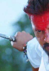 Kiccha Sudeep Aka Ram In A Still From The Villain