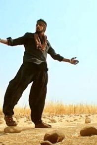 Kiccha Sudeep In Posing In His Element In The Villain