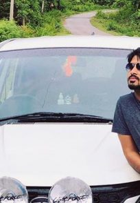 Pictures That Will Prove How Cool Gattimela Actor Raksh Is