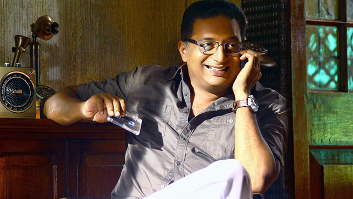 Prakash Raj In A Still During A Shoot