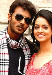 Shanvi And Mano In A Still For The Promotion Of Saheba