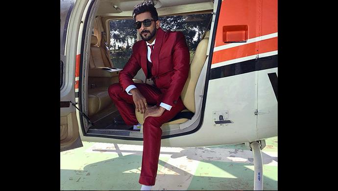 Namma Aditya Wears A Dapper Gentleman Suit