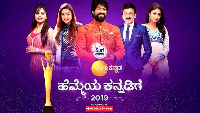 Hemmeya Kannadiga Awards 2019 Red Carpet: Rocking Star And The Manchales Shine Bright