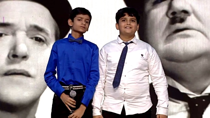 The Laurel And Hardy Of Sa Re Ga Ma Pa Lil Champs Season 16