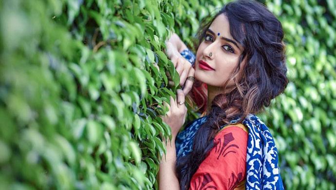 The Stunning Actress Ashika Rangnath