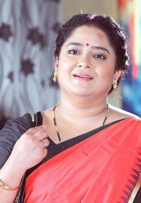 A Smiling Still Of Subbalakshmi Gurumurthy