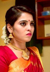 A Still Of Aarthi Manjunath In The Show Gattimela