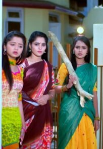 A Still Of The Manjunath Sisters