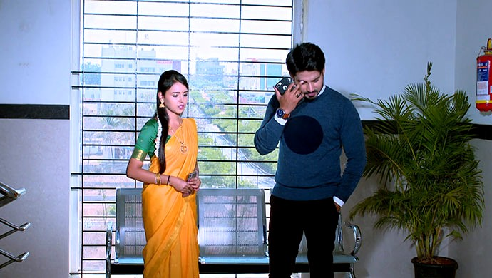 Amulya Tries To Sympathise With Vedanth But In Vain