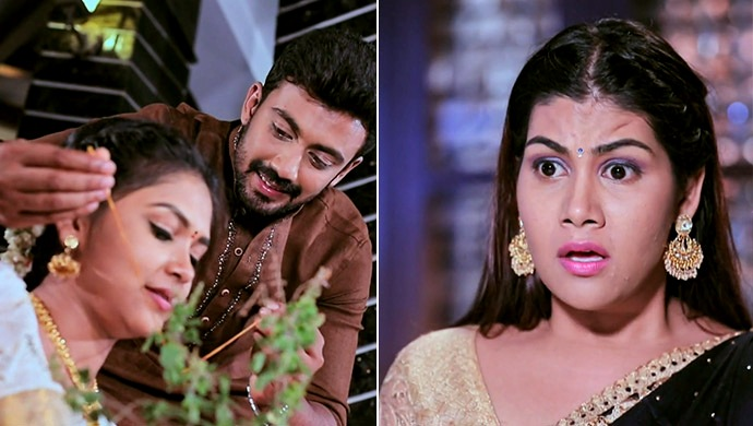Anika's Shocked Reaction When She Sees Rishi About To Tie The Taali Around Kamali's Neck