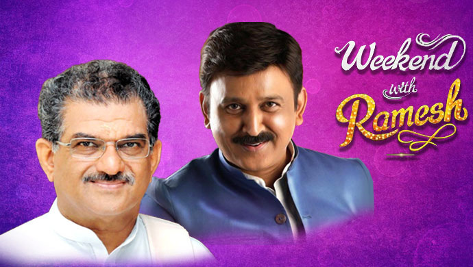 Don't Miss This Weekend's Episode Of Weekend With Ramesh With The Special Guest Veerendra Heggade