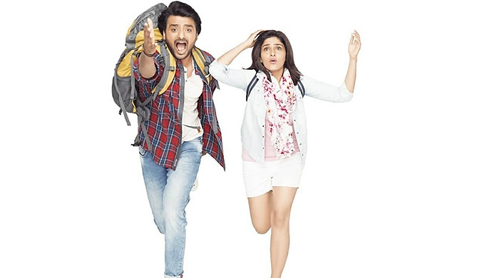 Nirup Bhandari And Avantika Shetty In Rajaratha