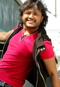 The Golden Star Ganesh In A Still From The Film Maduve Mane
