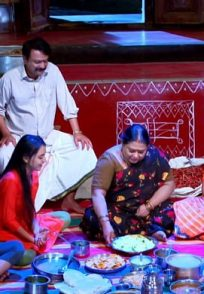 The Manjunath Family Spending Time Together