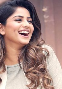A Smiling Still Of Rachita Ram