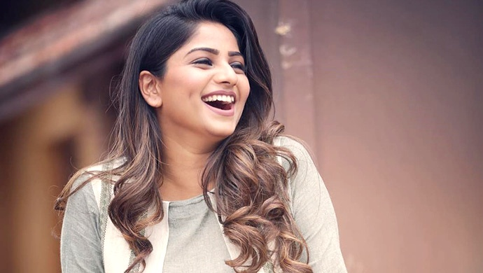 A Smiling Still Of Rachita Ram