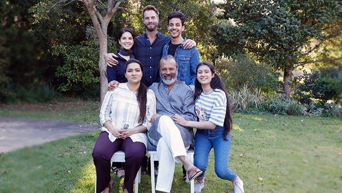Meet Sunny Leone's On-Screen Family From The ZEE5 Original Series Karenjit Kaur
