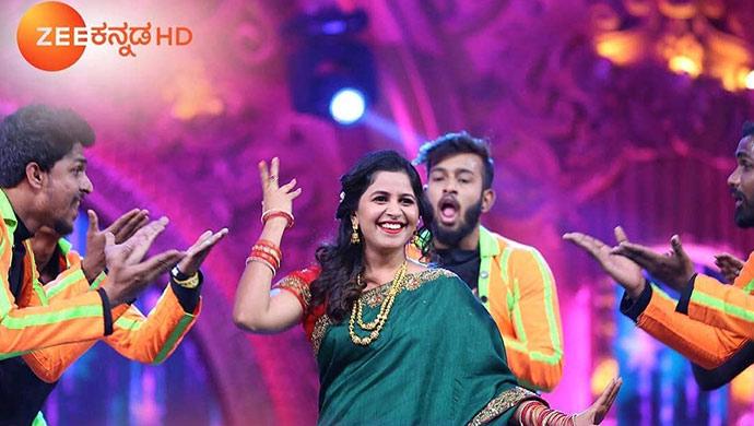 The Ugadi Swara Sambrahma On Sa Re Ga Ma Pa Lil Champs Season 16