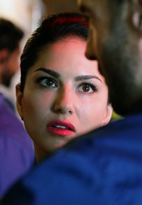 A Still Of Sunny Leone From The ZEE5 Original Series Karenjit Kaur: The Untold Story Of Sunny Leone