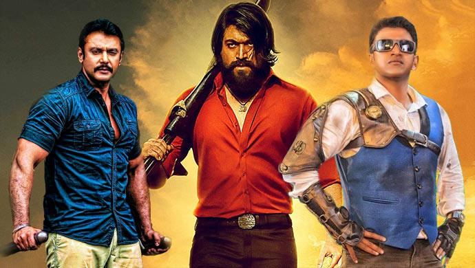 Films Like KGF: Chapter 1 & Natasaarvabhowma Are Proof That Sandalwood Is Upping Its Game